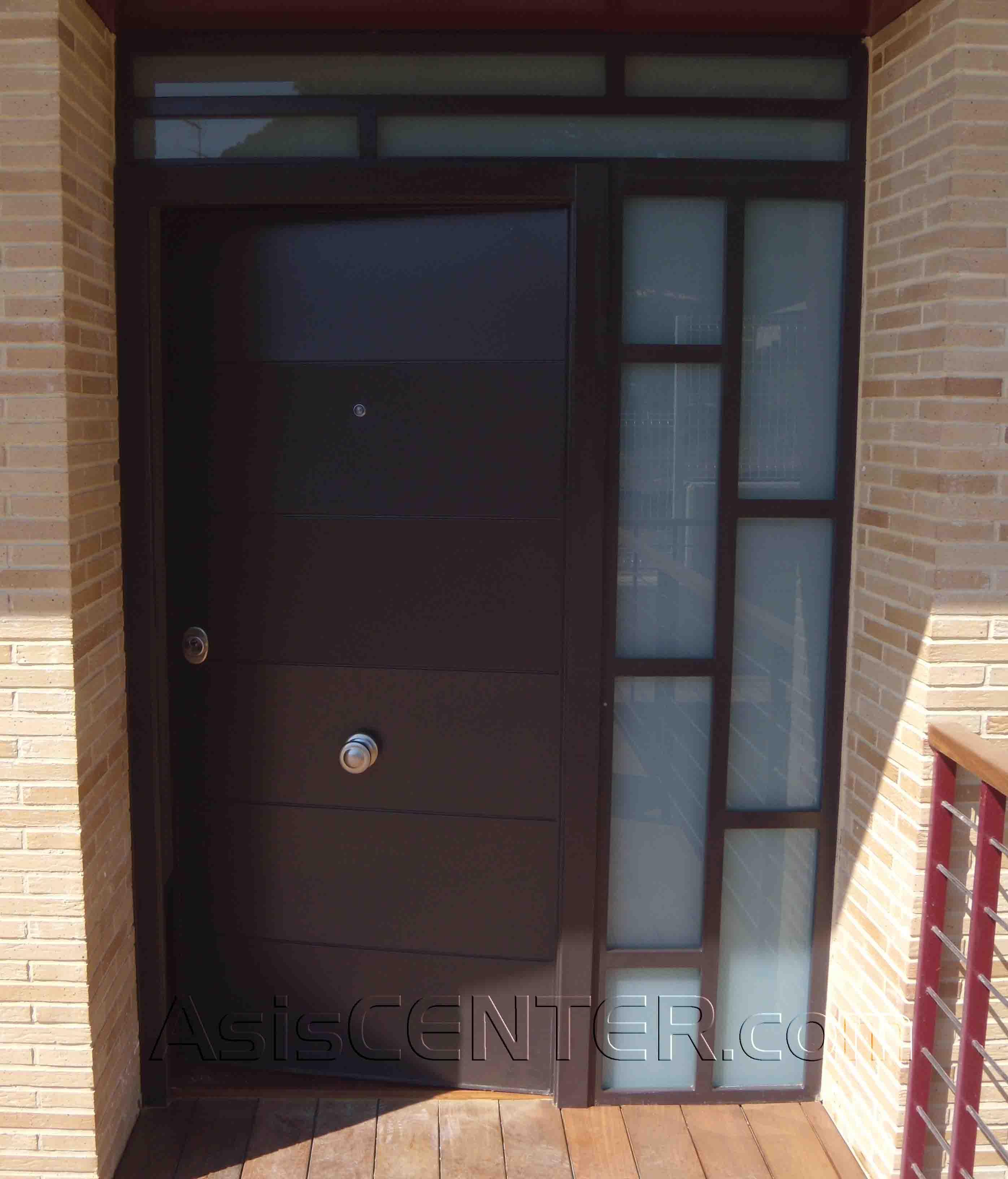 Fijos acorazados para puertas acorazadas blindadas for Puertas blindadas
