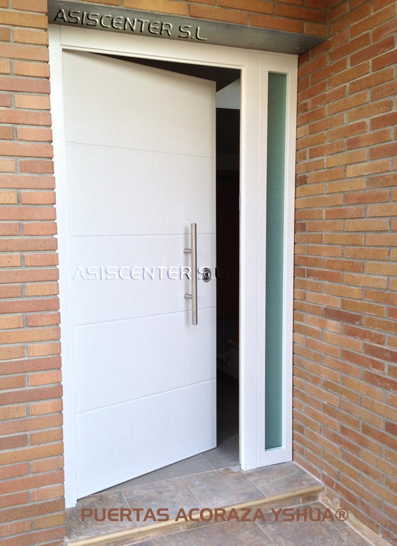 Puertas acorazadas blindadas en ibiza f brica desde 1980 - Puertas blindadas de exterior ...