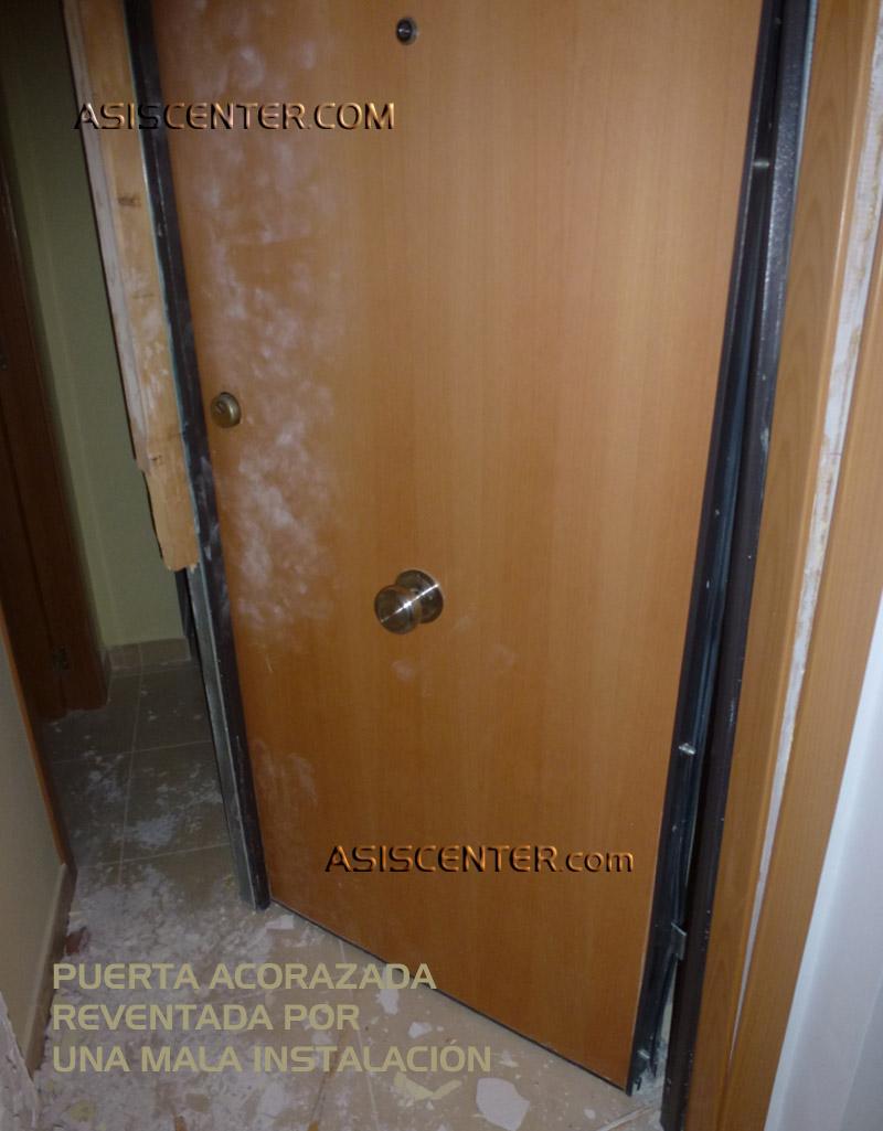 puertas blindadas en valencia
